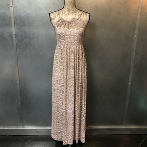 SOLD Cynthia Rowley Maxi Dress